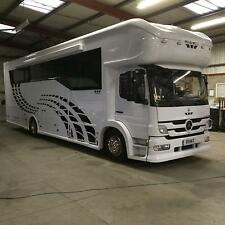 Mercedes-Benz race truck motorhome camper altered to suit your needs no vat