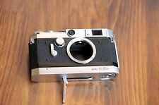 CANON Model VT de luxe   Leica LTM Rangefinder Camera    - Made in Japan