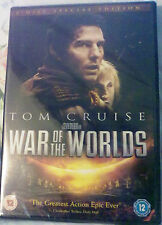 WAR OF THE WORLDS (TOM CRUISE) DVD (SEALED)