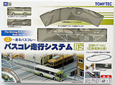 Tomytec Moving Bus System Basic Set B2  1/150 N scale