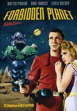 Forbidden Planet [P&S] (2010, REGION 1 DVD New)