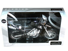 AUTOMAXX 600402BK BMW F650 GS BIKE MOTORCYCLE 1/12 BLACK