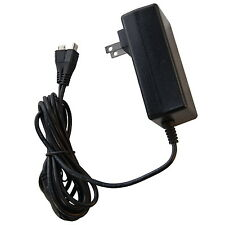 HQRP Micro USB AC Adapter for HP Google Chromebook 11, 11-1101us, 11-f3x85ut