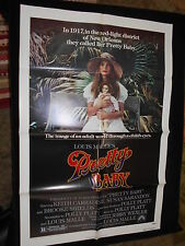 Pretty Baby   Orig One Sheet   Keith Carradine  Brooke Shields  Susan Sarandon