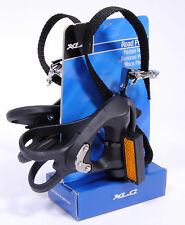 NEW VP Fuji Road Bike Pedals with Toe Cages&Clips