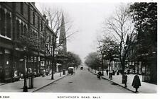 Northenden Road Sale Manchester RP old postcard by WHS Kingsway used1910