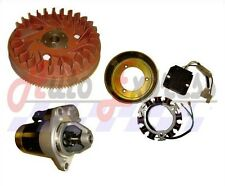 ELEC STARTER KIT YANMAR L100 186 CHINESE ENGINE 10HP