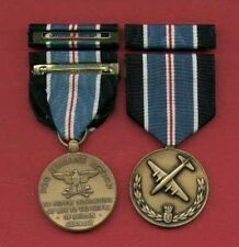Berlin Airlift medal with ribbon bar Humane Action