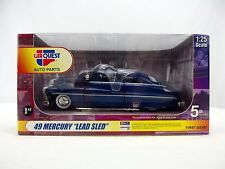 First Gear CarQuest Auto Parts '49 Mercury Lead Sled 1:25 Scale Diecast Blue