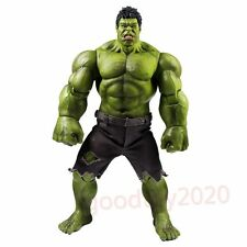 """Marvel Avengers Movie Hulk 11"""" Action Figure Can Take Pants Off No Box"""