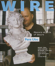 WIRE 272 2006 Pere Ubu Chris Corsano Rafael Toral Little Annie James Blackshaw