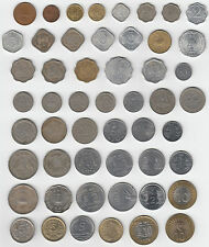 REPUBLIC INDIA DEFINITIVE COIN SET FROM 1 PAISE TO 10 RUPEES 52 COINS SET
