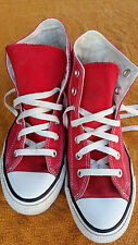 Converse Chuck Taylor All Star Zapatillas Rojo Size Uk 5