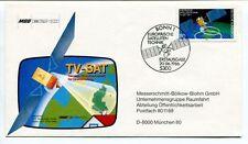 1986 TV-SAT MBB ERNO Bonn Europaische Satelliten Technik Erstausgabe Munchen