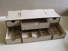 Storage Draws for Paint Stand / rack warpaint Vallejo warhammer citadel 40k gw