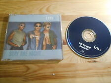 CD Pop IMX - Stay The Night (1 Song) Promo MCA RECORDS sc