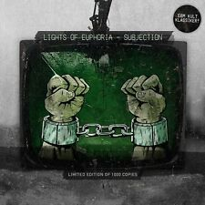 LIGHTS OF EUPHORIA Subjection CD 2012 LTD.1000 PART 26