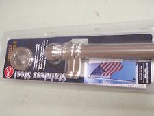 """FLAG POLE KIT MARINE BOAT TAYLORMADE 32-902 18"""" STAINLESS STEEL FLAG NO INCLUDED"""