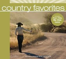 Country Favorites - Various Artist (2011, CD NIEUW)
