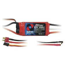 Hitec Energy Sport 50 Amp Progammable Brushless Aircraft ESC / Speed Control