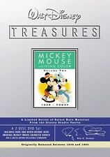 Walt Disney Treasures Mickey Mouse in Living Color Tin Limited Edition DVD Set