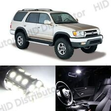 8 Light Bulb - White SMD LED Interior Package Kit - Toyota 4Runner