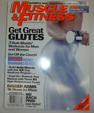 Muscle & Fitness Magazine Get Great Glutes December 2000 NO ML 040615R2