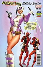 GWENPOOL SPECIAL #1 RARE J SCOTT CAMPBELL VARIANT NM DEADPOOL