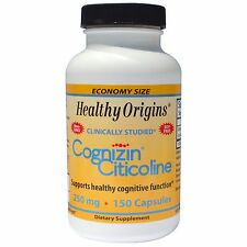 Healthy Origins, Cognizin Citicoline, 250 mg, 150 Capsules