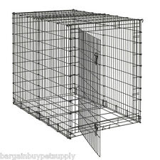 "54"" XXL GIANT EXTRA LARGE Breed Dog Pet Crate Cage Kennel (Pan not included)"