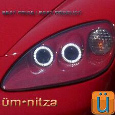 2005-13 Corvette C6 Headlight Umnitza Orion V2 6000K LED Angel Demon Eyes Kit
