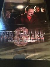 L.A. Marzulli  THE WATCHERS  #8 Cloak of Secrecy  FACTORY SEALED