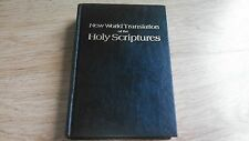 New World Translation of the Holy Scriptures Bible 1984 Jehovah's Witnesses Good