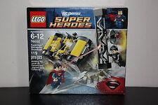 Lego DC Universe Super Heroes 76002 Superman Metropolis Showdown 119 Pieces