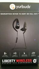 NEW SEALED YURBUDS LIBERTY WIRELESS HEADPHONES