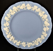 Lot of 5 Vintage Wedgwood Queens Ware Cream on Lavender Dinner Plates 10 1/2""
