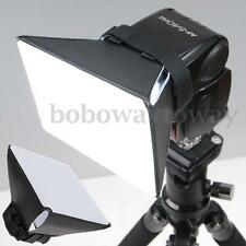 Studio Flash Diffuser Soft Box Cover FOR Nikon SB-800 Canon 580EX 430EX