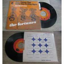 THE FORTUNES - Bad Side Of Town Rare French PS Nothern Soul 1970 NM
