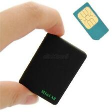Mini A8 GPS Tracker Global Locator Real Time GSM GPRS Security Finder Black E68