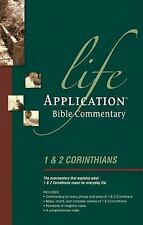 1 & 2 Corinthians Life Application Bible Commentary