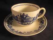 VINTAGE TEA CUP & SAUCER SET FINE BONE CHINA FIRST EDITION WEDGWOOD OF ETRURIA