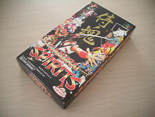 SAMURAI SPIRITS TAKARA SNK FIGHT SFC SUPER FAMICOM IMPORT BRAND NEW STOCK!