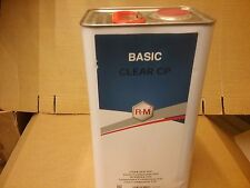 RM Basic Clearcoat VOC   5 litre    2K Lacquer Clear   Made by  BASF