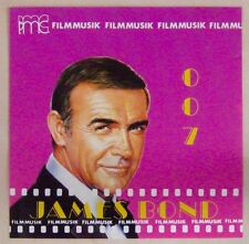 James Bond 007 CD (BOF) Filmmusik 1987