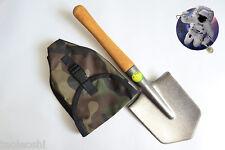 Titanium military shovel (in case)