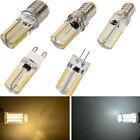 12W E12/E14/E17/G9 3014 SMD 80 LED Corn Bulb Lamp Warm / White Light 100-240V