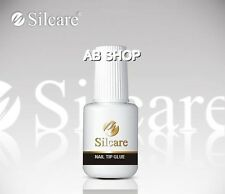 Nail Tip Glue 7.5g Beauty Nails False Art Decorate Tips Acrylic Glue Silcare