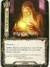 Lord of the Rings LCG  - 1x The Seeing-Stone  #015 - The Voice of Isengard