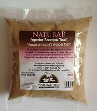 Brewers Yeast 900g vitamins digestion calmer for horses NaturaB