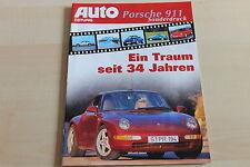 149841) Porsche 911 993 - Spezial - Autozeitung 1997
